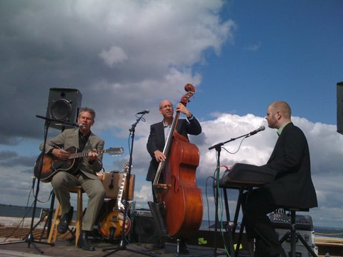 Peter Lund Swing trio